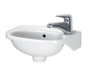 Tina Wall Hung Basin, Right