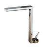 Lacava Wall Mount Faucets NI Brushed Nickel
