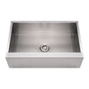 BETTE Noah Stainless Steel Commercial Single Bowl Sink