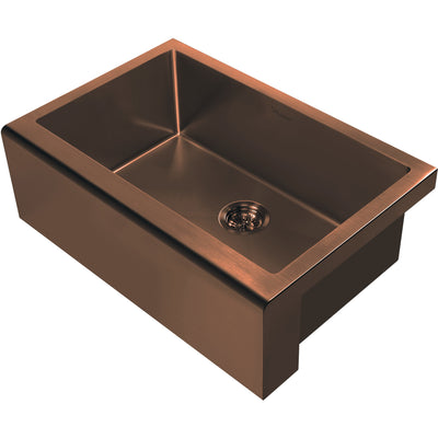 BESS Noah Plus 16 gauge Under-mount Sink w/ seamless Apron