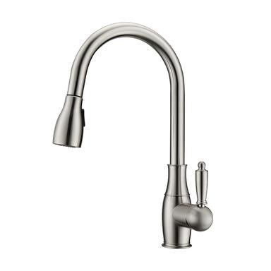 Barclay Cullen Single Handle Kitchen Faucet with Single Handle 2