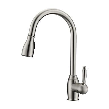 Barclay Bistro Single Handle Kitchen Faucet with Single Handle 2