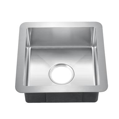 Barclay 15 Rena Stainless Steel Prep Sink