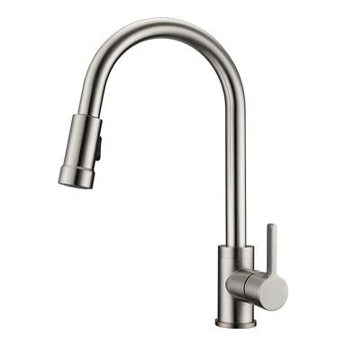 Barclay Firth Single Handle Kitchen Faucet with Single Handle 1