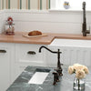 Barclay Julie Single Bowl Fireclay Kitchen Sink