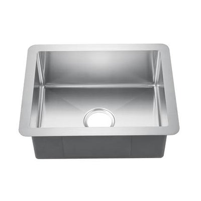 Barclay 21 Uberto Stainless Steel Prep Sink