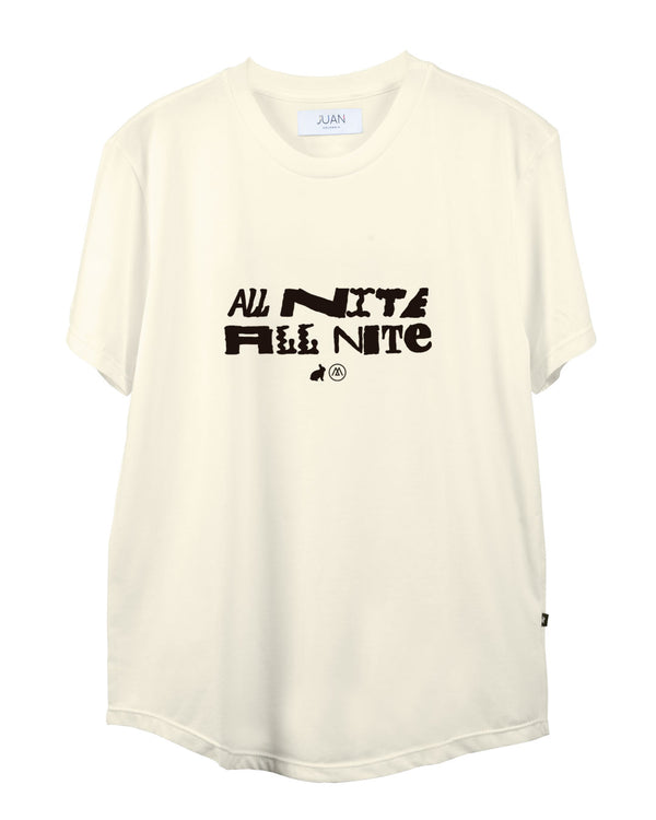 LIMITED EDITION  - ALL NITE T-SHIRT