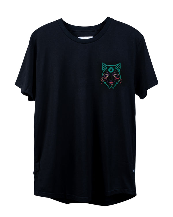 FOX T-SHIRT - BLACK