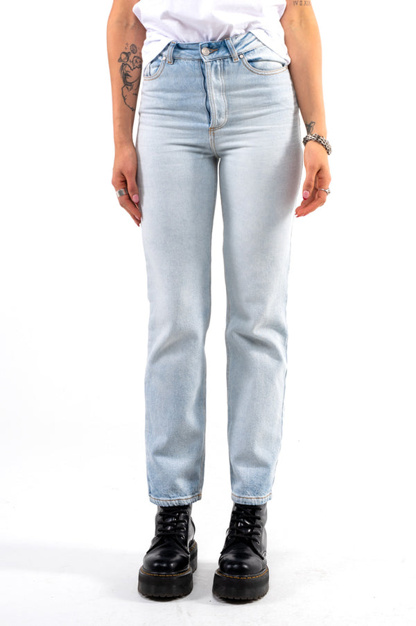 Womens JUAN Vintage Fit Jeans - Ice
