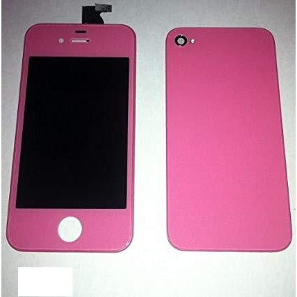 Replacement Color Kit Compatible With 4S - Pink