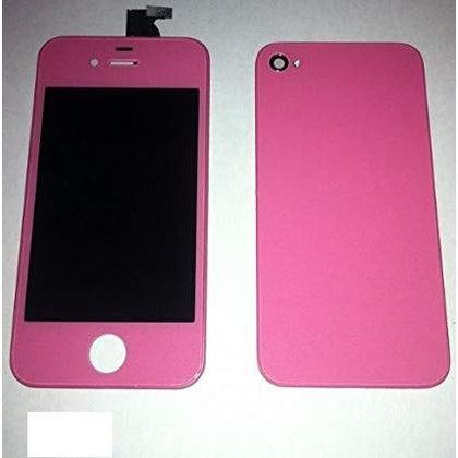 iPhone 4S Color Kit Pink - Cell Phone Parts Canada
