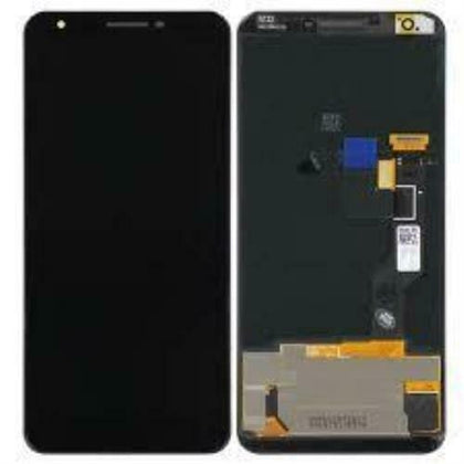 Google Pixel 3A LCD & Digitizer Black - Cell Phone Parts Canada