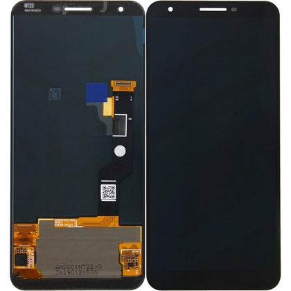 Google Pixel 3 XL LCD & Digitizer Black - Cell Phone Parts Canada