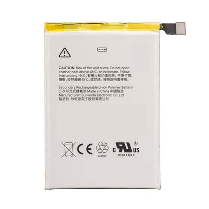 Google Pixel 3 XL Battery - Cell Phone Parts Canada