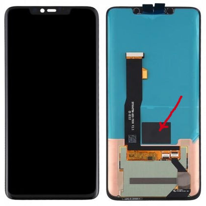 Replacement Huawei Mate 20 Pro LCD & Digitizer Black without Finger Sensor