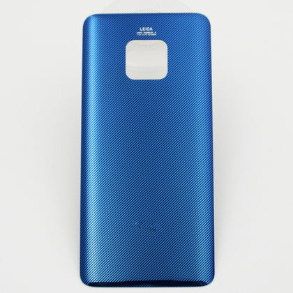 Huawei Mate 20 Pro Back Cover Blue