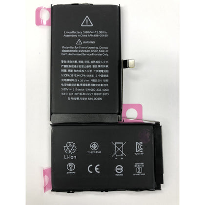 Replacement Battery iPhone XS Max - Best Cell Phone Parts Distributor in Canada