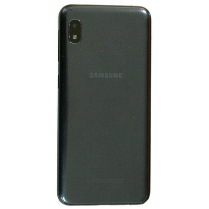 Samsung A10e Back Cover Black - Best Cell Phone Parts Distributor in Canada