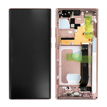 Replacement OLED Screen for Samsung Note 20 Ultra - Bronze (AAA Quality)