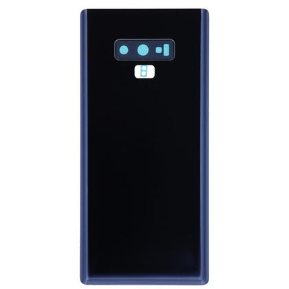 Replacement Back cover with back Lens for Samsung Note 9 - Black