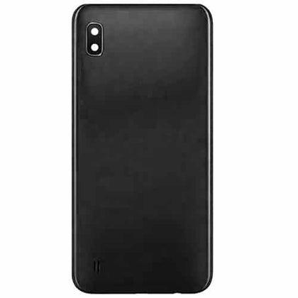 Back Cover Black for Samsung A10  A105 with camera lens - Best Cell Phone Parts Distributor in Canada