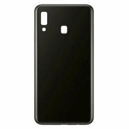 Replacement Back Cover Black for Samsung A20 (A205W) - Best Cell Phone Parts Distributor in Canada