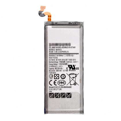 Replacement Battery for Samsung Note 8 - Best Cell Phone Parts Distributor in Canada