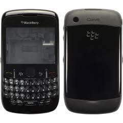 Blackberry 8520 Housing Black Full