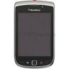 Blackberry 9810 LCD Slider Complete Assembly Silver