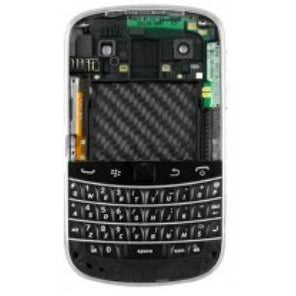 Blackberry 9900 Full Housing Black