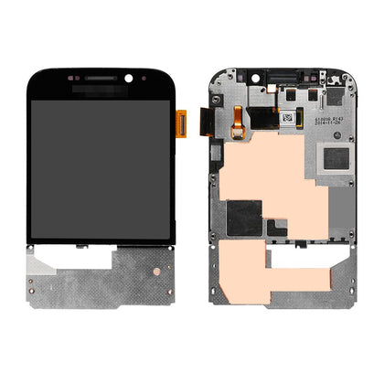 Blackberry Q20 LCD Assembly Black - Cell Phone Parts Canada