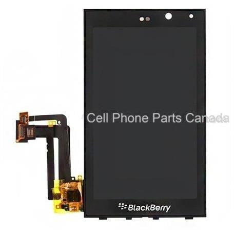 Blackberry Z10 LCD with Digitizer and Frame Black OEM