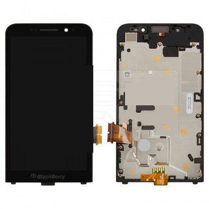 Blackberry Z30 LCD with Digitizer Assembly Black - Best Cell Phone Parts Distributor in Canada