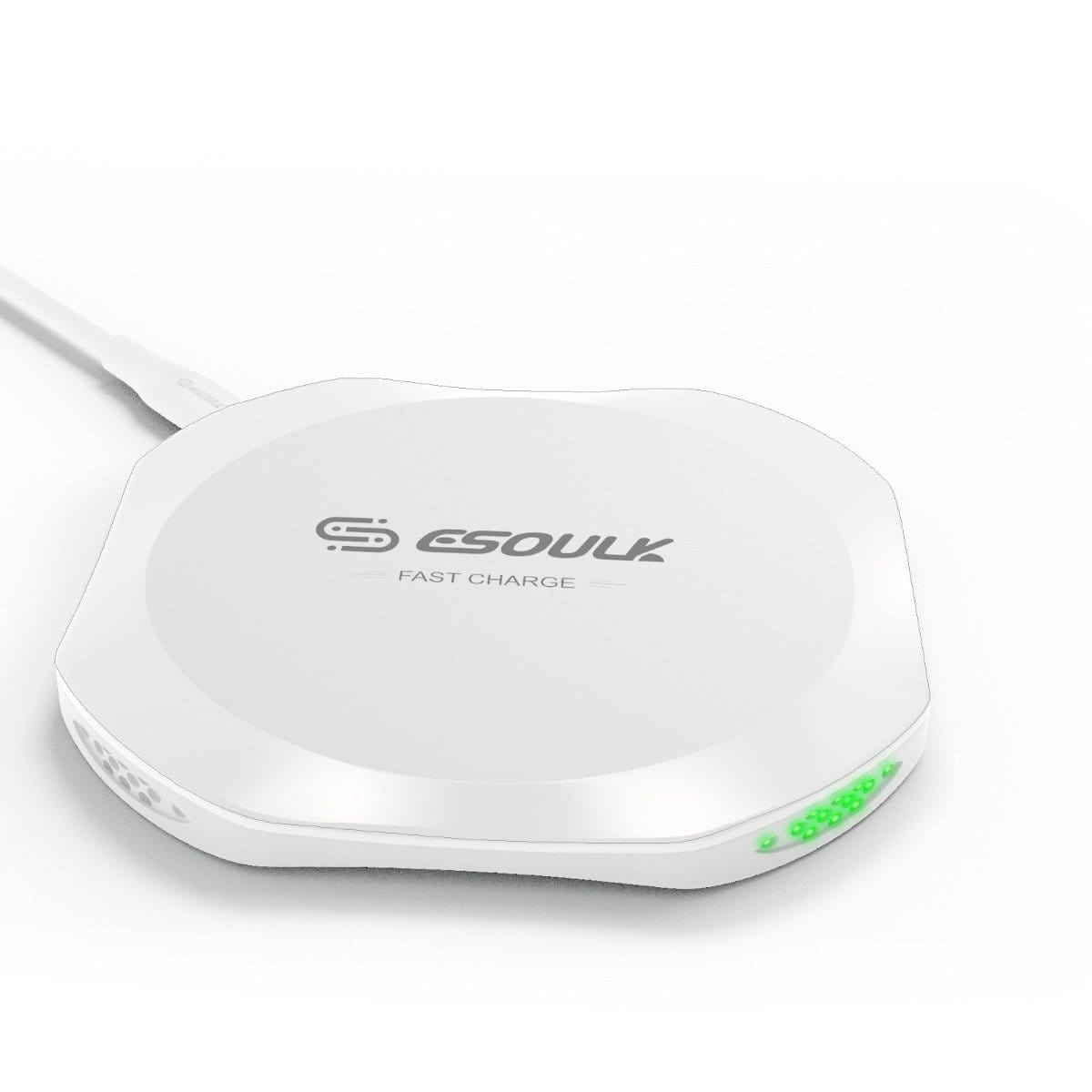 Esoulk Wireless Charger White 10W