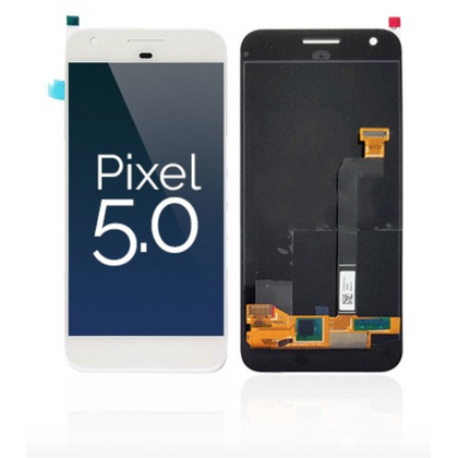 Google Pixel XL (5.5) LCD Assembly White - Cell Phone Parts Canada