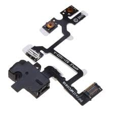 iPhone 4S Audio Jack Flex Black - Cell Phone Parts Canada