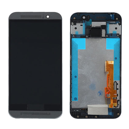 HTC ONE M9 LCD Assembly with Frame