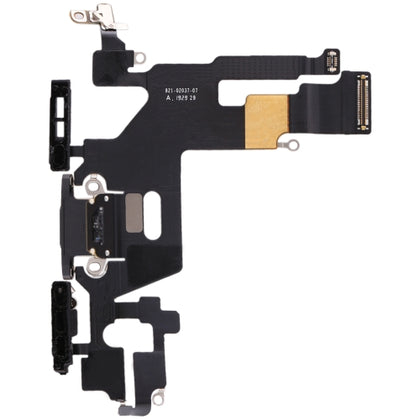 Replacement for iPhone 11 Charge Port Flex Black