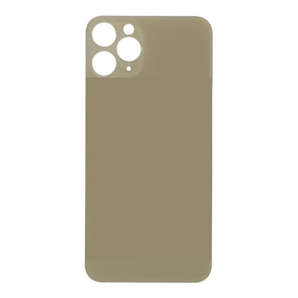 Back Cover with large Holes for iPhone 11 Pro (Gold) - Best Cell Phone Parts Distributor in Canada