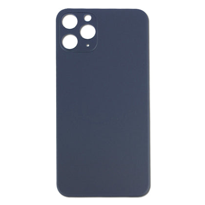 Back Cover with large Holes for iPhone 11 Pro Max (Black) - Best Cell Phone Parts Distributor in Canada