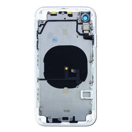Replacement Housing iPhone XR with small  parts (White) - Best Cell Phone Parts Distributor in Canada