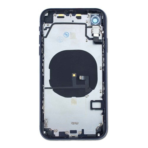 Replacement iPhone XR Housing with Small Parts Black (Space Gray)