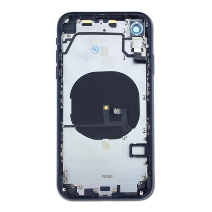 Replacement iPhone XR Housing with Small Parts Black (Space Gray) - Best Cell Phone Parts Distributor in Canada