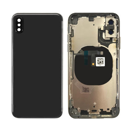 Replacement iPhone XS Housing Black - Cell Phone Parts Canada