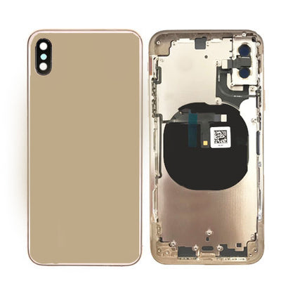 Replacement iPhone XS Housing Gold - Cell Phone Parts Canada