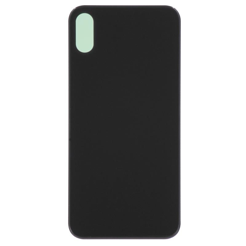 Replacement Back Cover iPhone X  Black