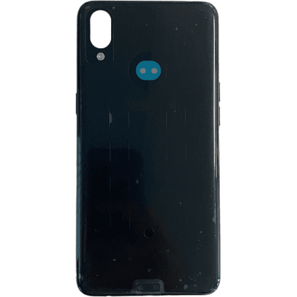 Replacement Back Cover Black for Samsung A10s (A107 / 2019) - Best Cell Phone Parts Distributor in Canada