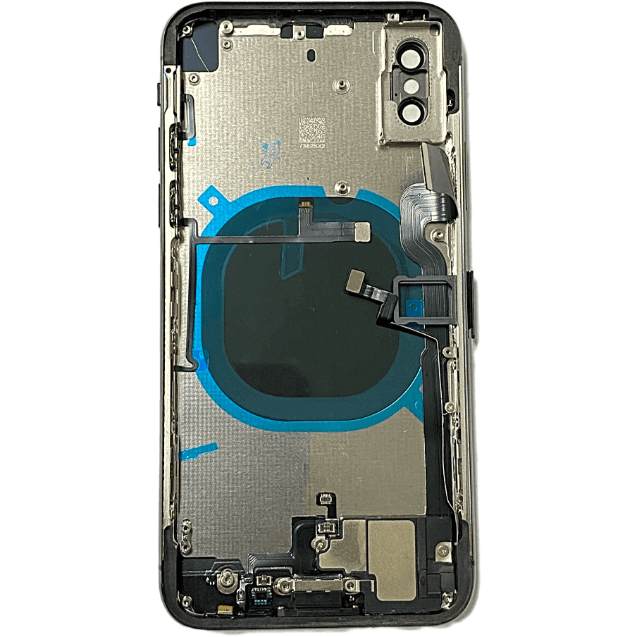 Replacement Housing for iPhone X with small Parts Black