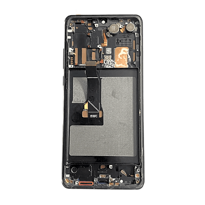 Huawei P30 Pro LCD & Digitizer Black with frame - Best Cell Phone Parts Distributor in Canada