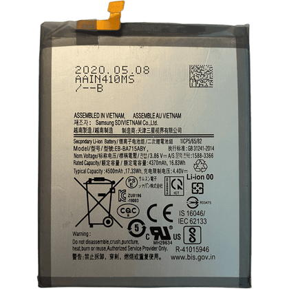 Replacement Battery Samsung A10e / A20e
